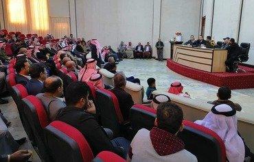 عراق برای حفاظت از مختارها در مقابل داعش اقدام می کند