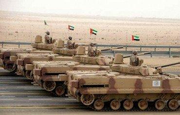 ایالات متحده و امارات متحده عربی برای تمرین نظامی «اتحاد آهنین 9» گرد آمدند