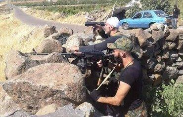 النظام السوري يستعد لتجريد محافظة السويداء من السلاح