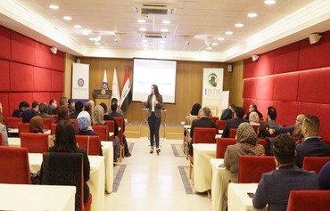 تعاون عراقي-دولي لمكافحة تمويل الإرهاب
