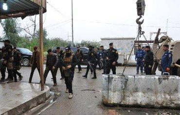 شرطة ديالى تشن هجمات 'جريئةʻ على فلول داعش