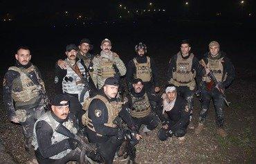 عمليات مكثفة تستهدف بقايا داعش في نينوى