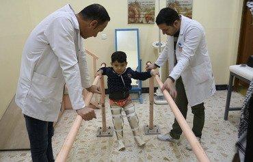 مراکز تخصصی پزشکی در انبار بازگشایی می شوند