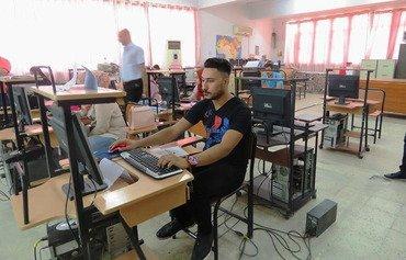 Iraq cracks down on 'digital terrorism'