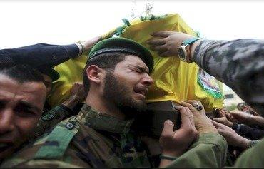 حزب الله تلفات وارده به این گروه در سوریه را از دید مردم پنهان می کند