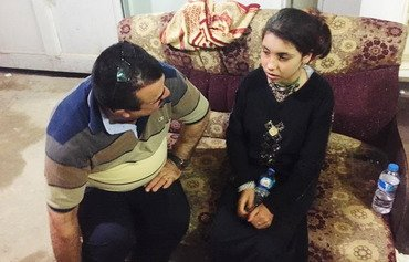ISIS still trafficking Yazidi women: Iraqi official