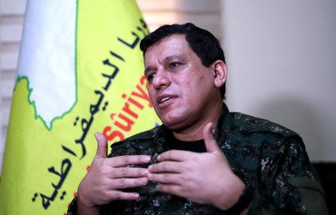 ISIS pockets in Syria defeated within a month: SDF commander