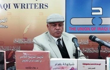 Assassination of prominent Iraqi writer provokes outrage