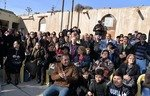 Iraqi Christians return to pray at Anbar churches