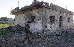 Les villes d'Idlib se déclarent « zones sinistrées » suite aux bombardements du régime