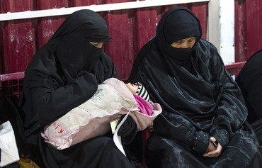 الأطفال السوريون يعانون من سوء التغذية الشديد بعد داعش