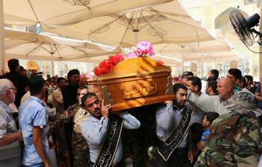 تقلای عراقی های استخدام شده بوسیله شبه نظامیان تحت حمایت ایران برای جنگ در سوریه پس از بازگشت