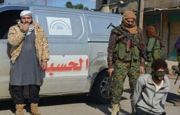 متحدان داعش به نیروهای رژیم سوریه در درعا پیوستند