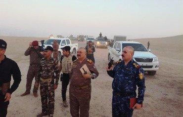 فرقة عسكرية جديدة لتأمين صحراء صلاح الدين