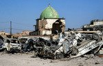 المساجد الخاضعة لسيطرة داعش تفقد وضعها المحمي