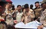 تلاش های امنیتی در مطیبیجه عراق ثمربخش بوده اند