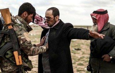 Le vrai visage des éléments de l'EIIS dans l'est de la Syrie