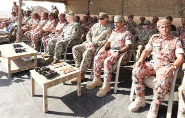 شراكة أمنية متجذرة بين عُمان والولايات المتحدة