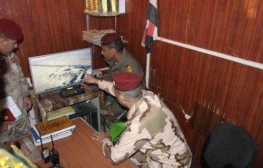 القوات العراقية تعتقل سبعة من عناصر داعش تسللوا للعراق من سوريا