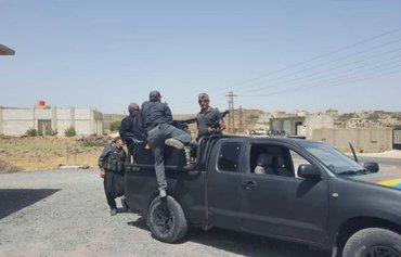 الحرس الثوري الإيراني يسعى للسيطرة على السويداء جنوب غرب سوريا