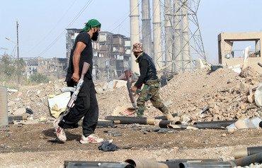 الميليشيات العراقية المدعومة من إيران متورطة في تجارة السلاح