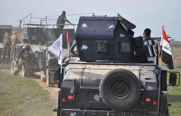 القوات العراقية تحرز تقدمًا ضد فلول داعش في كركوك