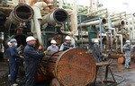La raffinerie de Baiji reprend la production des dérivés de pétrole