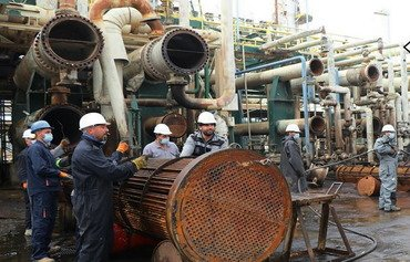 Baiji refinery resumes oil derivatives production
