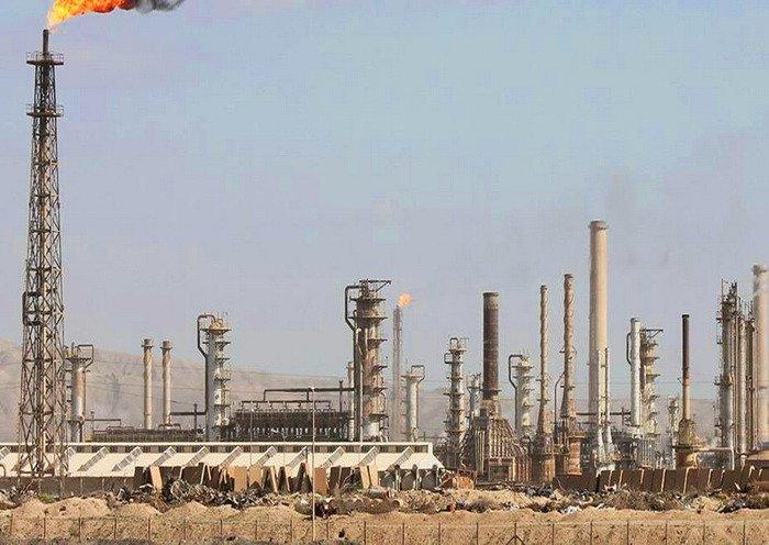 Baiji refinery resumes oil derivatives production