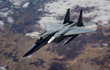 الولايات المتحدة ترسل طائرات إيغل أف-15 سي لدعم الحرب على داعش