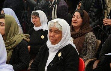 یک گور دسته جمعی در روستای کوجو سنجار نبش شد