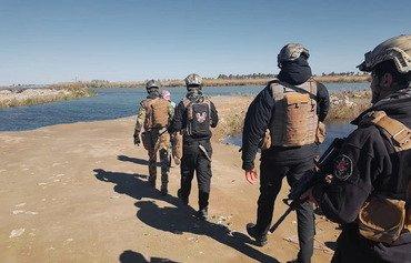 المخابرات العراقية تشن حملة على فلول داعش في الأنبار