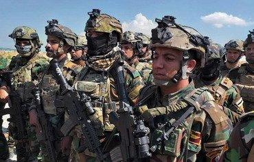 سوپای عێراق هێرشێكی خۆکوژی داعشی پوچهڵكردهوه