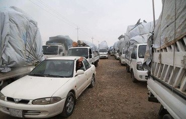 محافظة كركوك تغلق 3 مخيمات للنازحين