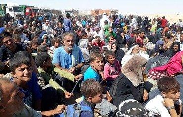 L'Irak rapatrie ses ressortissants enfuis en Syrie