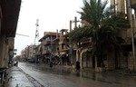 مەدەنیەکانی دێرەزوور توشی نەهامەتی دەبن لەسایەی رژێمی سوریادا