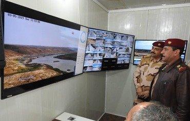 À Rawa, dans l'Anbar, un nouveau système de surveillance protège contre les infiltrations de l'EIIS