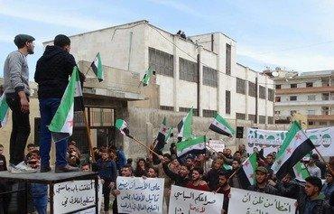 Tehrîr el-Şam du zanîngehan li Sûrîyayê qapat dike