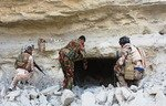 Iraqi, coalition forces thwart ISIS plot in Anbar