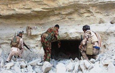 Les forces irakiennes et de la coalition déjouent une attaque de l'EIIS dans l'Anbar