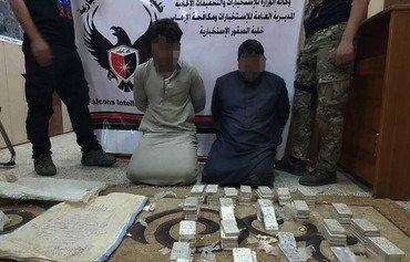 نیروهای عراقی درپی قطع کردن جریان درآمدزایی داعش هستند