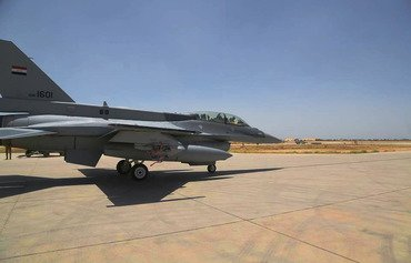 L'Irak reçoit de nouveaux chasseurs F-16 des États-Unis