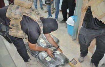 تسهیل تجارت مواد مخدر در عراق از سوی شبه نظامیان مورد حمایت ایران