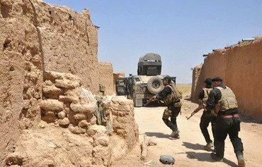 La police de Diyala arrête trois émirs de l'EIIS