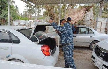 القوات العراقة تفكك خليتين لداعش وتحبط مخططًات إرهابية