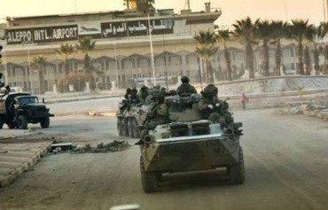Les tensions montent entre la Russie et le CGRI à Alep