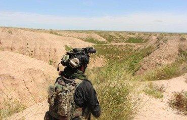 عمليات أمنية تستهدف فلول داعش في كركوك