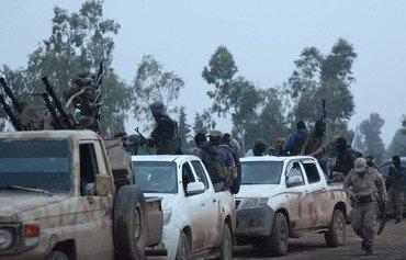 هيئة تحرير الشام تلاحق عناصر داعش في إدلب