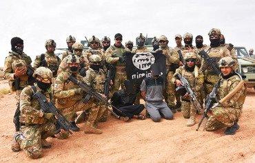 Iraqi vigilance improves security in border area
