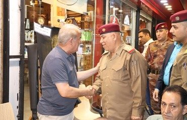 Baghdadis enjoy lively Ramadan nights amid improved security